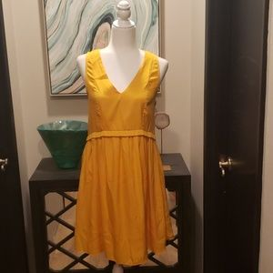 Beautiful Golden Dress by dra Los Angeles